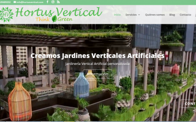 Nueva Web Hortus Vertical