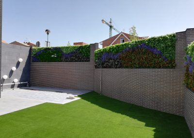 Jardines Artificiales - Hortus Vertical