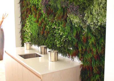 Jardines Artificiales - Hortus Vertical