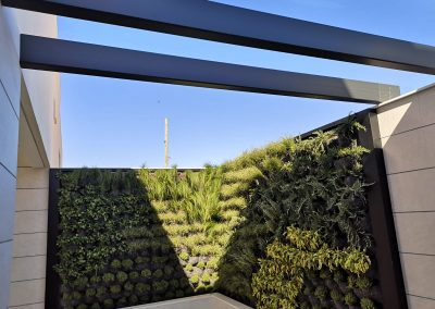 12 Jardines verticales - Hortus vertical